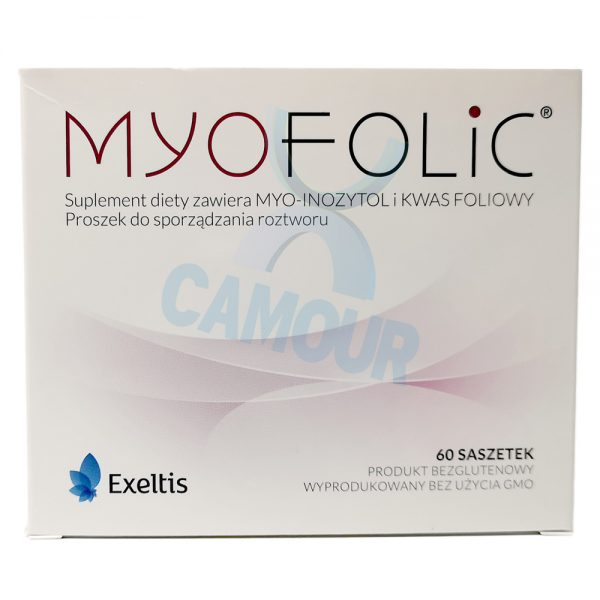 Myofolic Inofolic Food Supplement PCOS