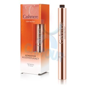 DAX Cashmere Perfecta Brightening Face Eye Zone Color Concealer Corrector 2.5ml